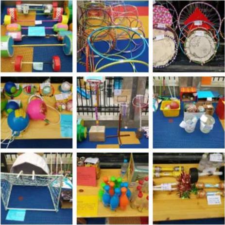 幼儿之家幼儿园教师,家长将废品制作成玩具,其意义并不在于做成玩具的